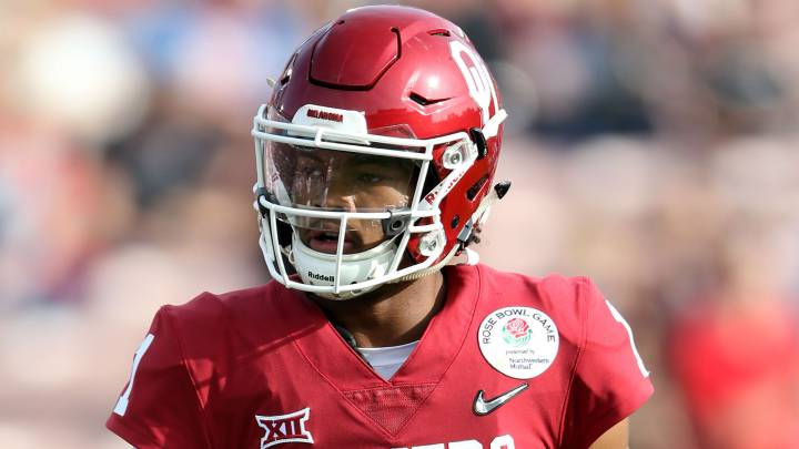 Kyler Murray con los Sooners