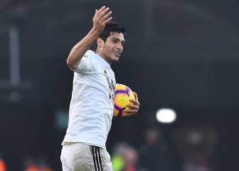 'Wolves' captain wants Raúl Jiménez not to leave the club