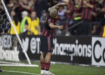 With a superb Josef Martinez Atlanta gets into quarterfinals