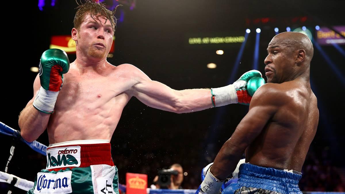 e2d72cc69284 Oscar de la Hoya seeks a second fight within Canelo-Mayweather - AS USA