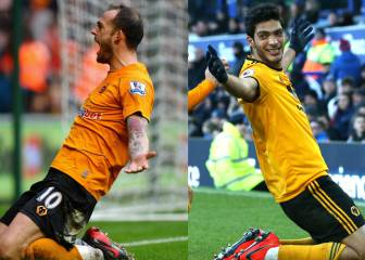 Raúl Jiménez equals Steven Fletcher as 'Wolves' top scorer