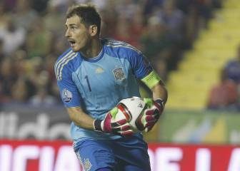 Cruz Azul the favorite team of Iker Casillas in Liga MX