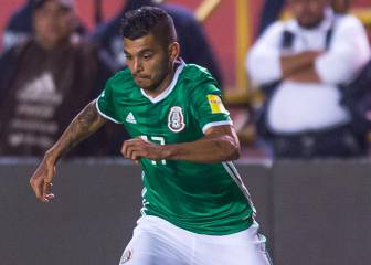 'Tecatito' Corona won't join Mexico due to injury