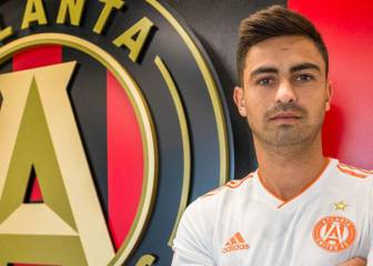 Pity Martínez no se adapta a USA, Atlanta United lo resiente