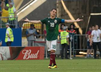 Guardado wanted to leave the Mexican National Team