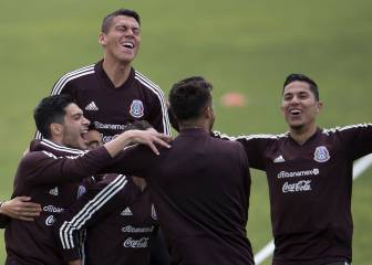 Tata Martino already choose his lineup to face Chile