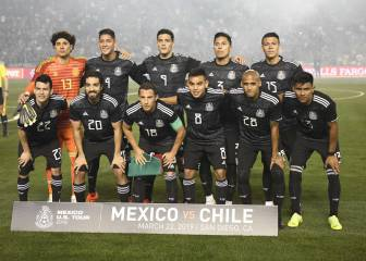 1x1 from Mexico: Jiménez opened the scoreboard through a penalty kick