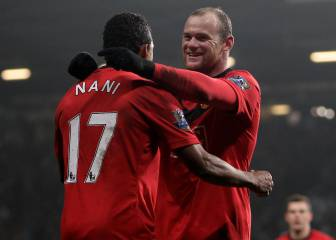 Nani is anxious to go against Rooney in the MLS
