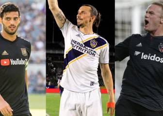 The top 5 moments from week five in the MLS
