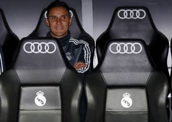 Five clubs that could move for Real Madrid's Keylor Navas