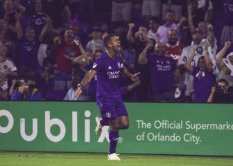 Nani opens his MLS account with Orlando City