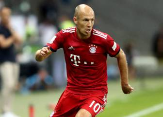 Toronto FC in the run to sign Arjen Robben in the summer