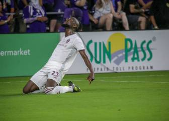 Colorado's Kamara number 5 in MLS scoring charts