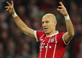 Toronto FC not in the run to get Arjen Robben