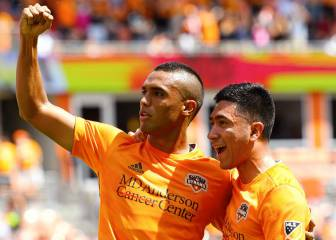 Houston Dynamo vence a Dallas con doblete de Manotas