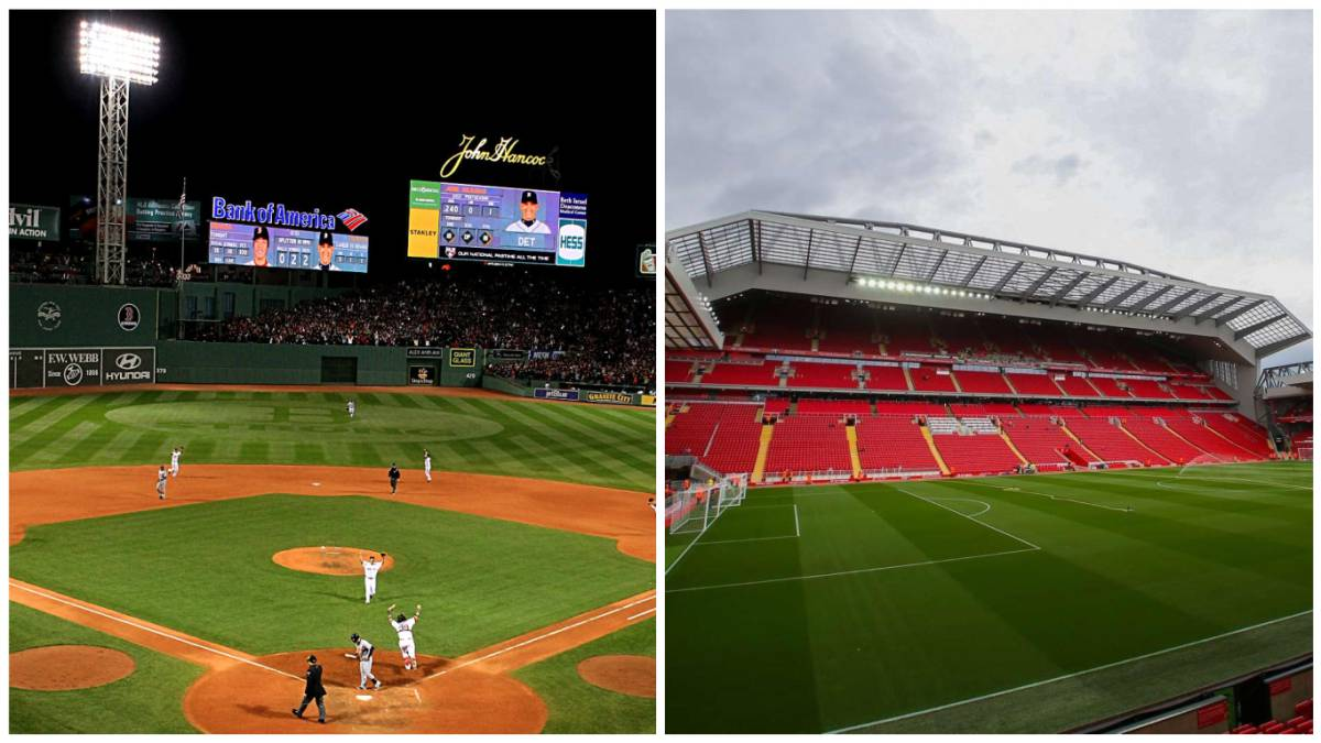 Fenway Sports Group disfruta los éxitos de Red Sox y Liverpool