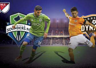 Seattle no sufre y vence por la mínima Houston Dynamo