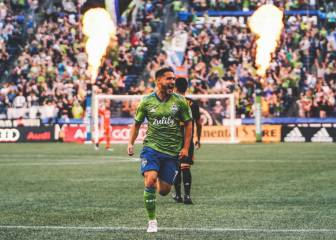 Con golazo de salvadoreño: Seattle gana a Houston