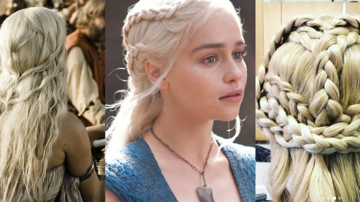 Ideas de estilo para peinados daenerys targaryen Colección De Cortes De Pelo Tendencias - El sigfinicado de las trenzas de Daenerys Targaryen en GOT ...