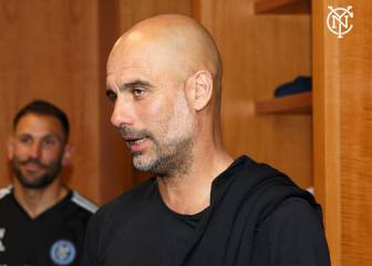 Guardiola se interesa en la MLS