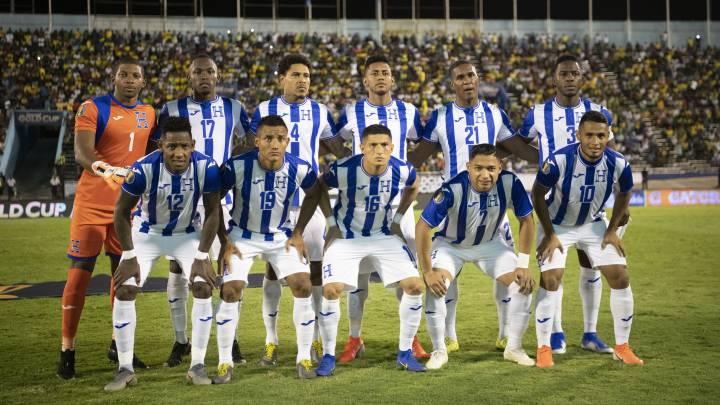 Resultado de imagen para seleccion de honduras copa oro 2019