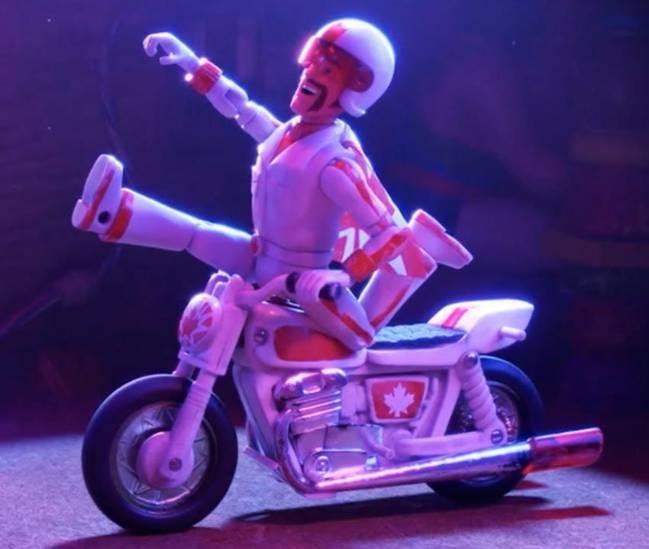 Conoce A Los Nuevos Personajes De Toy Story 4 As Usa