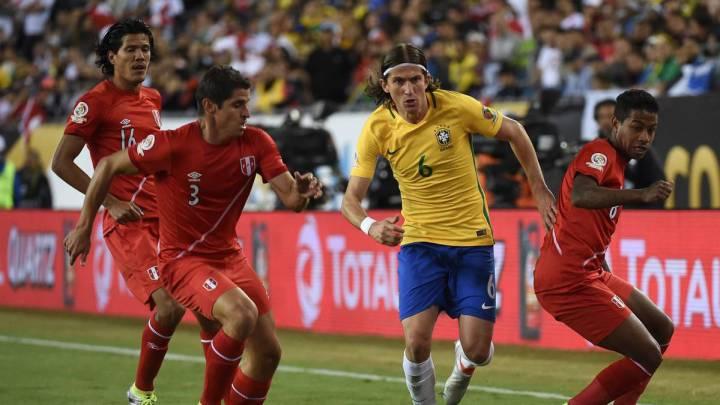 El Dia En Que Peru Elimino A Brasil De La Copa America En Usa As Usa