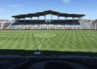 Peste de pulgas amenaza el estadio de Colorado Rapids