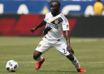 Emanuel Boateng pasa de Los Angeles Galaxy al DC United