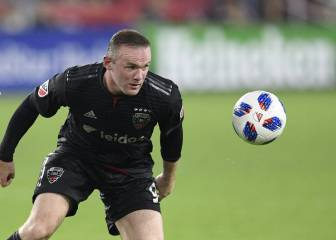 Rooney se olvida del Derby County y se enfoca en Galaxy