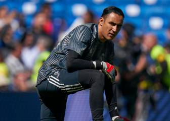Tuchel wants Keylor for PSG