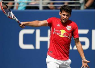 El tenista Domic Thiem se declara fan de los NY Red Bulls