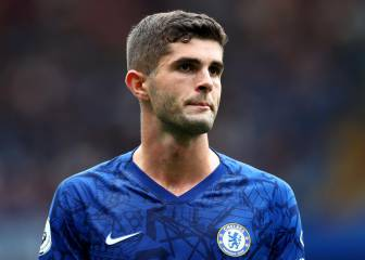 Capitán del Chelsea pide minutos para Christian Pulisic