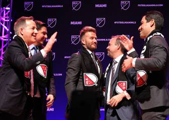 Inter Miami CF presenta equipo para USL League One