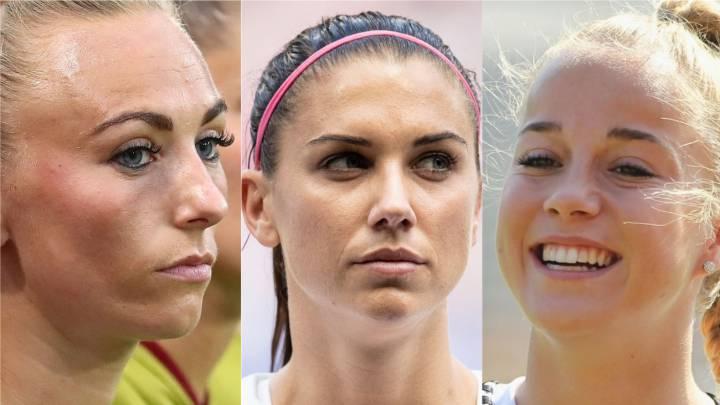 Las Mujeres Más Hermosas Del Fútbol En El 2019 As Usa