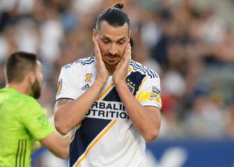 Zlatan eyes end to title drought at LA Galaxy