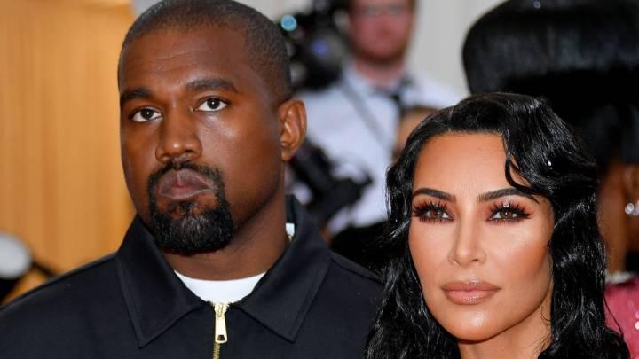 La Discusión Entre Kanye Y Kim Por Un Ajustado Vestido As Usa