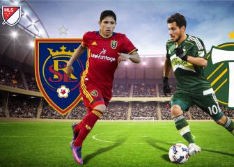 Savarino le da la clasificación a Real Salt Lake sobre el final