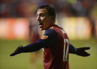 Savarino lleva a Real Salt Lake a las semis de conferencia