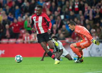 Revive el golazo de Iñaki Williams con el Athletic