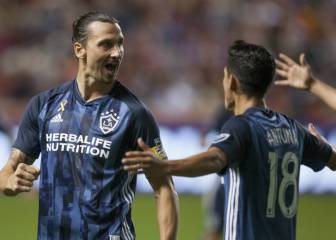 LA Galaxy waiting on Zlatan and Antuna for LAFC showdown