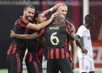 Josef Martínez anota y Atlanta va a la Final de Conferencia