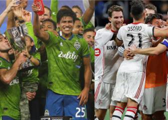 Seattle Sounders vs Toronto FC, la gran final de la MLS