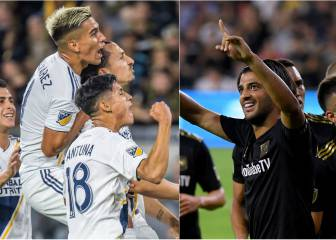 LAFC vs Galaxy con rating histórico en la MLS