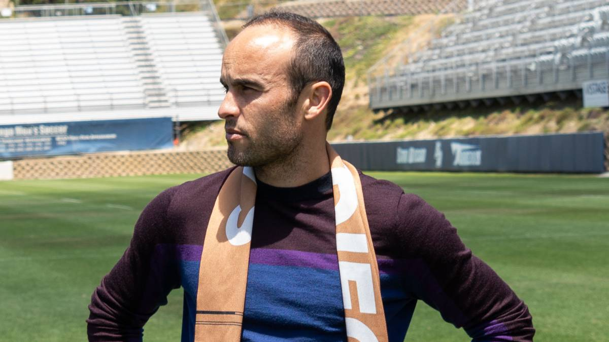Landon Donovan será entrenador de San Diego Loyal SC - AS Usa