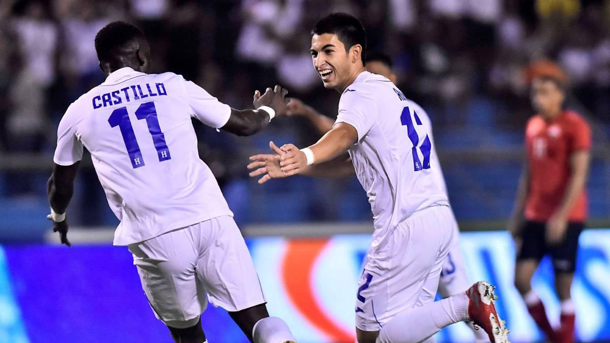 Honduras - Trinidad y Tobago (4-0): Goles y resumen - AS