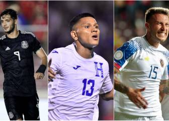 Así será el Final Four de la Concacaf Nations League