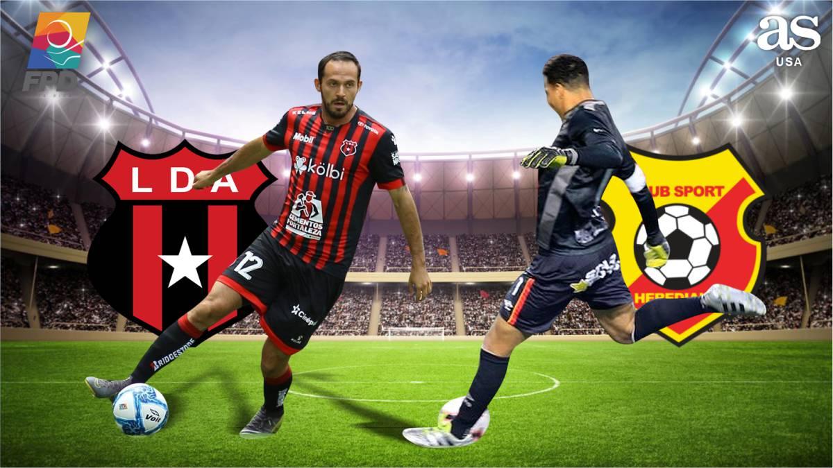 90 Minutos De Futbol En Vivo Por Internet ld alajuelense vs herediano en vivo y en directo: final