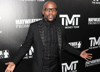 Mayweather le hace honor al apodo de 'Money'