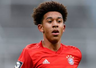 Chris Richards gana terreno para debutar con el Bayern